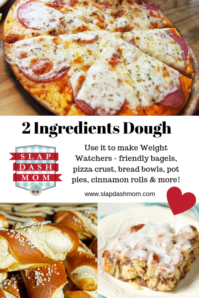 2 Ingredients Dough Guide
